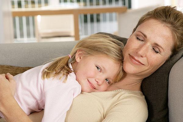 爱自己的孩子是本能